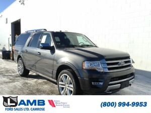Ford Expedition Max Platinum X Certified Pre Owned