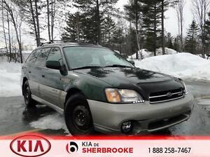 2001 Subaru Legacy wagon ** 8 ROUES / CUIR / TOIT OUVRANT **