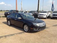 2012 Ford Fusion SEL AWD | Heated Leather | Sunroof |