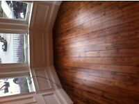 Wooden floor fitting and sanding, all types - Edinburgh and Lothians