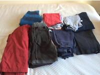 Job/bundle lot of boys clothes - age approx 6/7years - only £10!