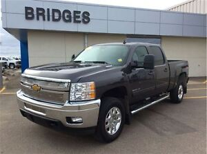 2011 Chevrolet SILVERADO 2500HD LTZ**One Owner well mantained un