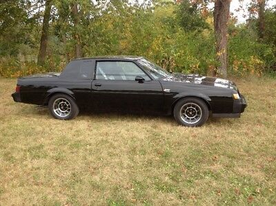 1987 Buick Grand National  1987 Buick Grand National