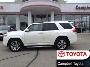 2012 Toyota 4Runner LIMITED-FALL CLEARANCE EVENT--NO HASSLE PRIC