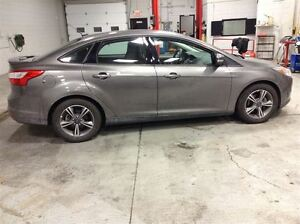 2014 Ford Focus A/C MAGS CRUISE CONTROL BANC CHAUFFANTS West Island Greater Montréal image 4