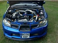 Subaru Impreza hawkeye fully forged located cambridgeshire