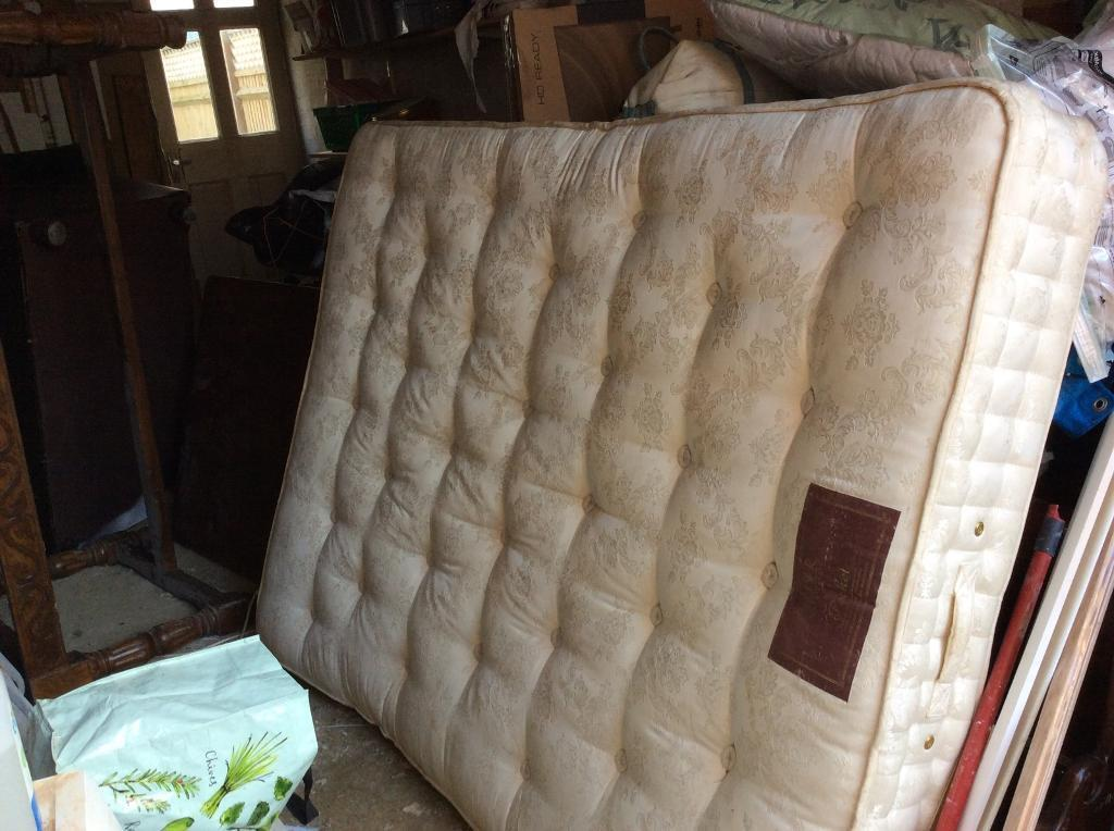 FREE 5ft wide mattress