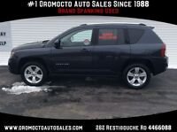 2015 Jeep Compass High Altitude 4x4,Heated Leather,Sunroof