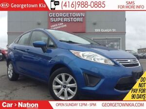 2011 Ford Fiesta SE ALLOY WHEELS  POWER GROUP  LOW KMS