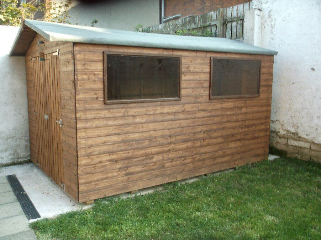 Top Quality Garden Shedsin Moira, County ArmaghGumtree - Top quality garden sheds built to order. Any size available on request. Treated timber, all screwed together, Top grade materials used throughout. Phone for prices and further details