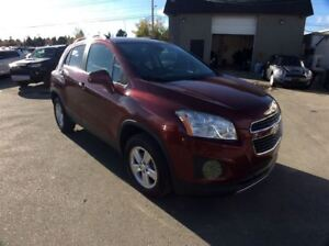 2014 Chevrolet Trax / LT / AWD / 1.4 / HIWAY KMS