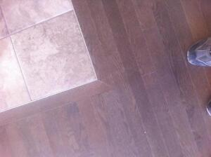 Professional Hardwood/Laminate installs and repairs Kingston Kingston Area image 3