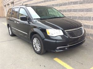 2016 Chrysler Town & Country TOURING/LEATHER/DVD ENTERTAINMENT