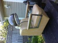 Free salon dryer chairs and hydrolic chair