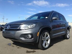 2014 Volkswagen Tiguan AWD | NAVI | HEATED LEATHER SEATS | REMO