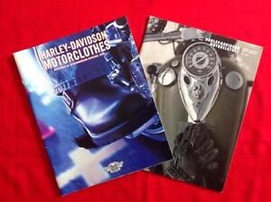 1999 and 2000 Harley Davidson catalogues West Island Greater Montréal image 2