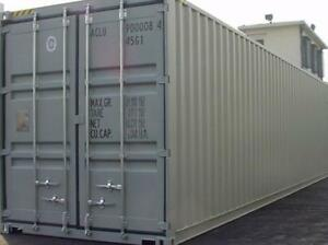 40 foot highcube seacan container - $2900  (highcube = 344 cu feet extra space!) - DELIVERY AVAILABLE
