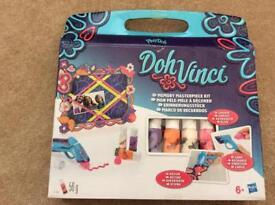 Doh Vinci memory masterpiece kit