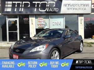 2010 Hyundai Genesis Coupe 2.0T ** Leather, Sunroof, Bluetooth *