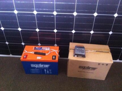 Solar panel 100 watt caravan motorhome Invermay Launceston Area Preview