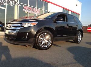 2013 Ford Edge Limited*TOIT PANORAMIQUE*
