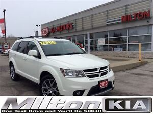 2013 Dodge Journey R/T | LEATHER | SUNROOF | 7 SEATS | NAVIGATIO