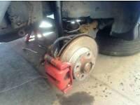 Corsa sri 1.8 rear axle