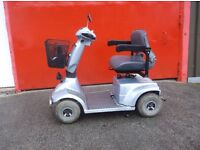 CTM INFINITY SCOOTER TWIN BATTERY (NOT SUPPLIED) WE.2RCT JAP SELLING FOR SPARES OR REPAIRS