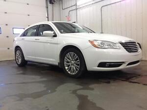 2012 Chrysler 200 Touring with Navigation and Extended Warranty Edmonton Edmonton Area image 3