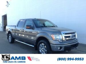 2013 Ford F-150 XLT 4x4 with Rear Camera, Max Trailer Tow and XT