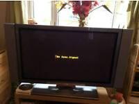 Plasma tv 42 inch no hdmi