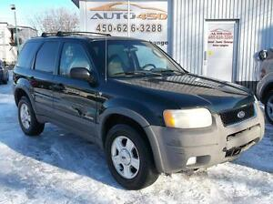 Ford Escape XLT 2001***4X4***