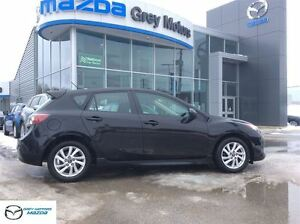 2013 Mazda MAZDA3 GS-SKY, Auto, Heated Seats, P. Sunroof, One ow