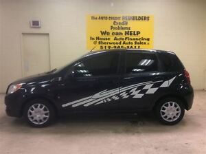 2009 Chevrolet Aveo Annual Clearance Sale!