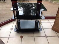 Glass TV Stand x 2