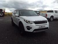 Land Rover Discovery Sport SD4 HSE (white) 2014-10-21