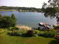 Lake Lauzon Waterfront Home or Cottage  - You Decide!