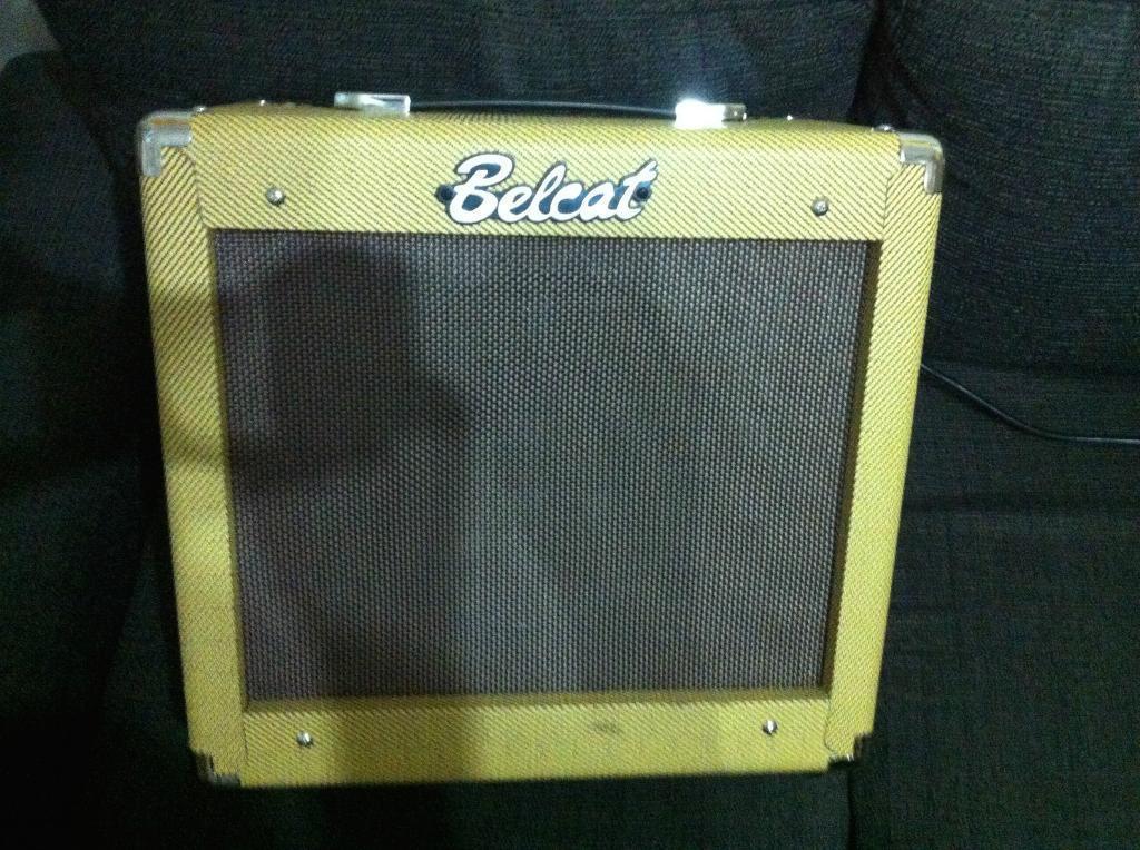 Belcat Amps Bass Belcat 35w Guitar Amp