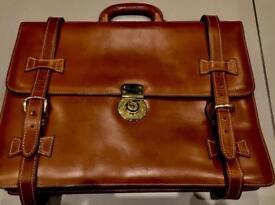 Church's Work Bag Satchel - Brand New