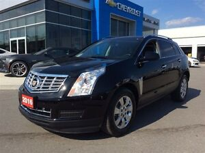 2016 Cadillac SRX Luxury | Rear Cam | Bluetooth | Sunroof | AWD