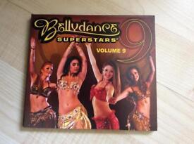 Bellydance Superstars Vol 9 cd