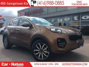 2017 Kia Sportage EX TECH | NAVIGATION | $221 BI-WEEKLY | RARE |