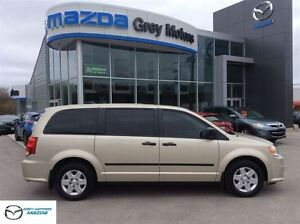 2013 Dodge Grand Caravan SE/SXT, 7 Passenger, One Local Owner!