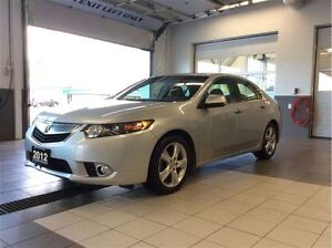 2012 Acura TSX Premium - One Owner - Low Km's!