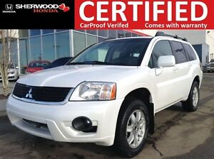 2011 Mitsubishi Endeavor SE AWD | REMOTE START | HEATED LEATHER