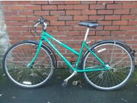 Ladies Raleigh Town Bike