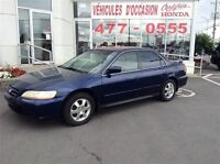 2001 Honda Accord LX  Texto 514-794-3304