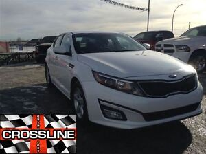 2015 Kia Optima LX / 100% Guranateed Approval /