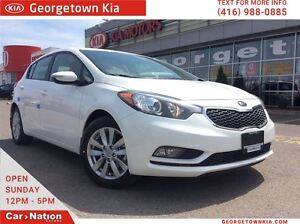 2016 Kia Forte5 2.0L LX+   $109 BI-WEEKLY   WE WANT YOUR TRADE