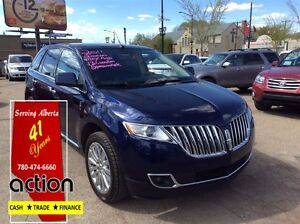 2011 Lincoln MKX Blind Spot Protection